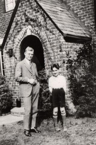 Bonhoeffer with Richard Ern
