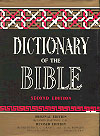 Dictionary of bible