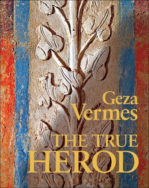 The True Herod cover