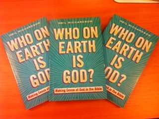 Who on Earth is God