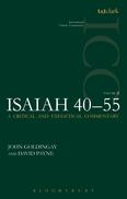 Isaiah 40-55 vol 2