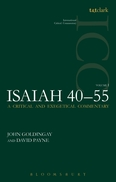 Isaiah 40-55 vol 1